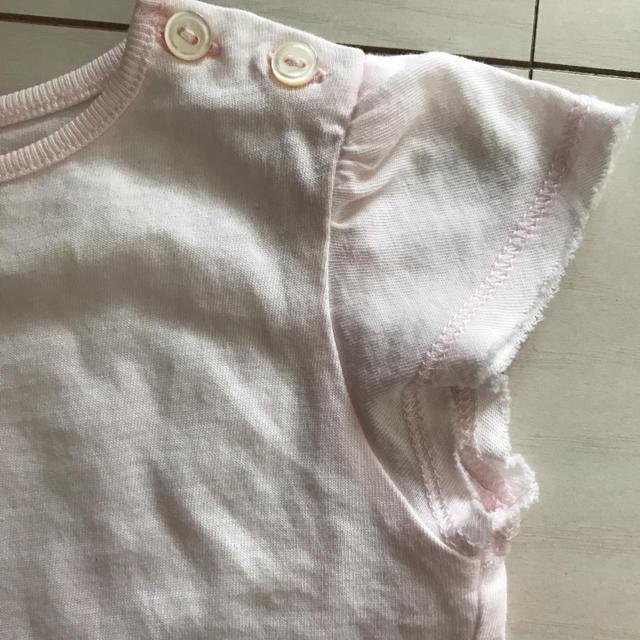 Bonpoint(ボンポワン)のボンポワン 未使用に近い トップス キッズ/ベビー/マタニティのベビー服(~85cm)(Tシャツ)の商品写真