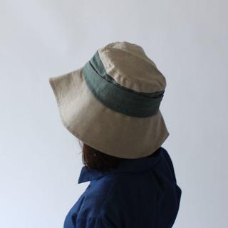 帽子 ハット コットン リネン