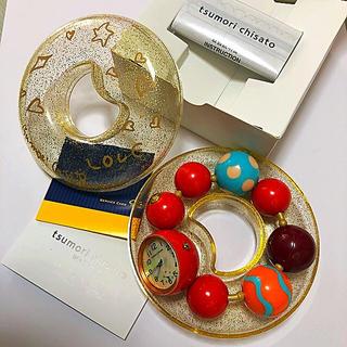ツモリチサト(TSUMORI CHISATO)の値下げ!ツモリチサト 腕時計 ハッピーボール(腕時計)