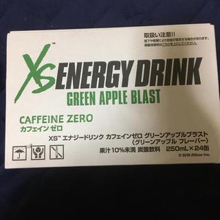アムウェイ(Amway)の新品 エクセス グリーンアップル 24缶(その他)