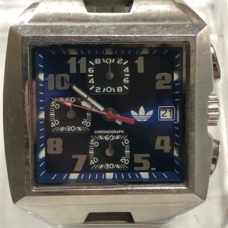 アディダス(adidas)のadidas/アディダス/クロノグラフ/全世界1000セット限定モデル 稼働品(腕時計(アナログ))