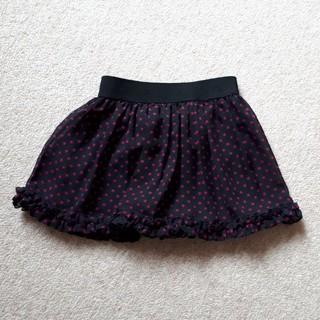 ニシマツヤ(西松屋)のキュロット スカート 120㎝(パンツ/スパッツ)