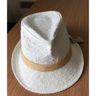 レース ハット 帽子