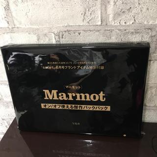 マーモット(MARMOT)のスマート smart 付録(バッグパック/リュック)