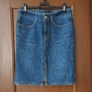 シップス(SHIPS)のSHIPS  ヴィンテージデニムスカート(ひざ丈スカート)