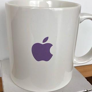 アップル(Apple)のApple ロゴ入りマグカップ(ノベルティグッズ)