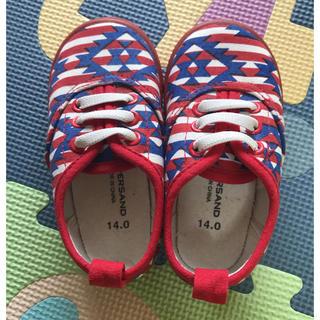 新品未使用!!アンパサンド靴