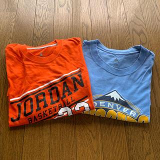 アディダス(adidas)のジョーダン バスケ Tシャツ 2点セット(バスケットボール)