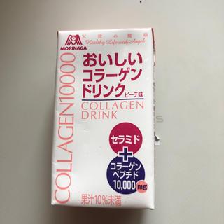 モリナガセイカ(森永製菓)のおいしいコラーゲンドリンク(コラーゲン)