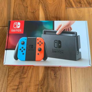 ニンテンドースイッチ(Nintendo Switch)の任天堂 スイッチ Switch 本体 美中古(家庭用ゲーム本体)