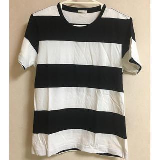 ジーユー(GU)のGU半袖Tシャツ(Tシャツ/カットソー(半袖/袖なし))