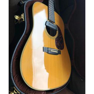 マーティン(Martin)のMartin HD-28V アンフィニカスタムワークス押尾仕様(アコースティックギター)