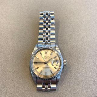 ロレックス(ROLEX)の正規品 本物 質屋鑑定済 ROLEX DATE JUST 腕時計 アンティーク(腕時計(アナログ))