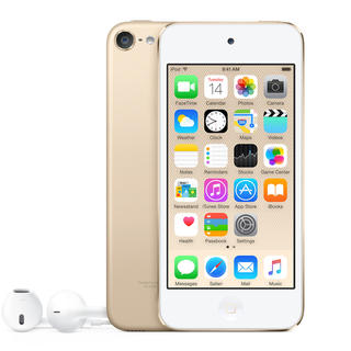 アイポッドタッチ(iPod touch)のiPod Touch 第6世代 32GB ゴールド(スマートフォン本体)