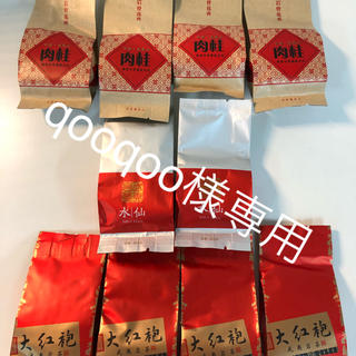 qooqoo様専用 中国茶各種10包(茶)