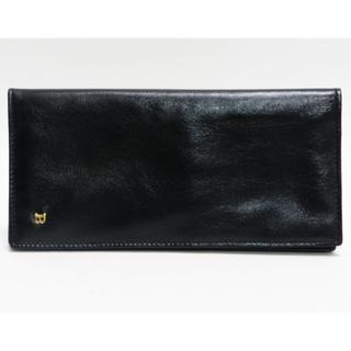 46134db9f37e バリー(Bally)のBALLYバリー 長財布 札入れ レザー 黒 ヴィンテージ 良品 正規品