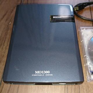 アイオーデータ(IODATA)のMO ドライブ MOP2-U1.3P I-O DATA(PC周辺機器)