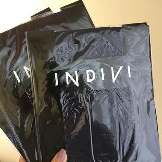 INDIVI×ストッキング(60デニール相当)