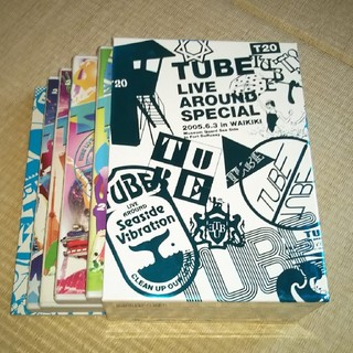 TUBE LIVE AROUND SPECIAL WAIKIKI DVDBOX