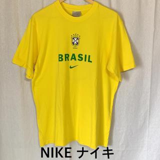 ナイキ(NIKE)の美品 NIKE ナイキ 半袖プリントTシャツ (Tシャツ/カットソー(半袖/袖なし))