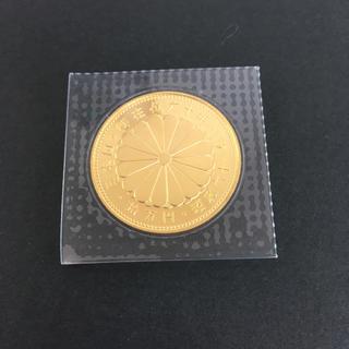 昭和天皇60年記念 10万円金貨(貨幣)