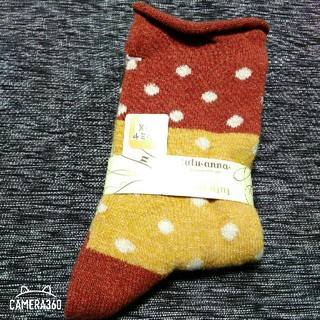 ソックス 靴下 チュチュアンナ カシミヤ tutuanna 新品 未使用