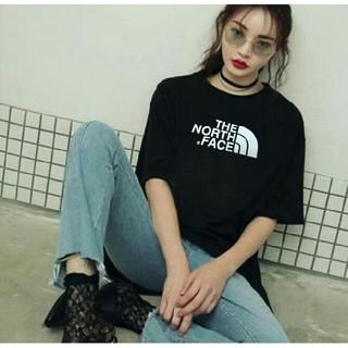 ザノースフェイス(THE NORTH FACE)のTHE NORTH FACE 2019春の 黒マーク  Tシャツ  (Tシャツ(半袖/袖なし))