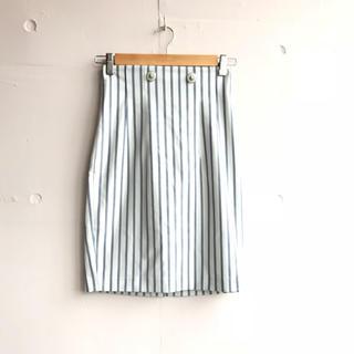 ストライプスカート★値下げ