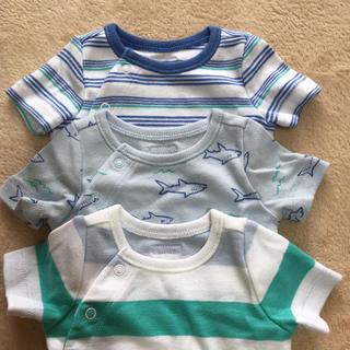 ベビーギャップ(babyGAP)のロンパース  新生児 (ロンパース)
