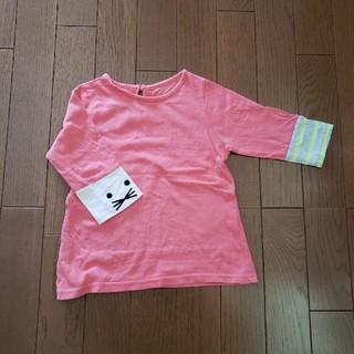 アニカ(annika)の韓国子供服アニカ 七分袖Tシャツ 110(Tシャツ/カットソー)