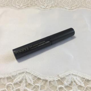 551b83f2d7bf クリニーク(CLINIQUE)のクリニーク マスカラ (ギフトサイズ)新品未使用(マスカラ