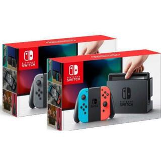 ニンテンドースイッチ(Nintendo Switch)のNintendo Switch 3台(家庭用ゲーム本体)