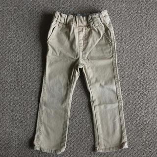 ムジルシリョウヒン(MUJI (無印良品))の90  無印良品 パンツ  ベージュ(パンツ/スパッツ)