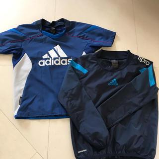 アディダス(adidas)の半袖、長袖ピステ 130cm(ウェア)