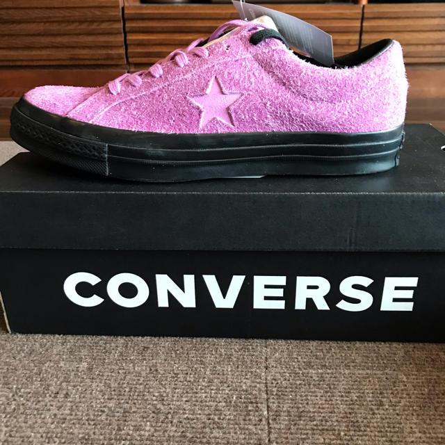 CONVERSE(コンバース)の【平成最後の給料日セール】コンバース ワンスター  メンズの靴/シューズ(スニーカー)の商品写真