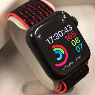 アップルウォッチ(Apple Watch)の最新モデル Apple Watch series4  44mm(その他)