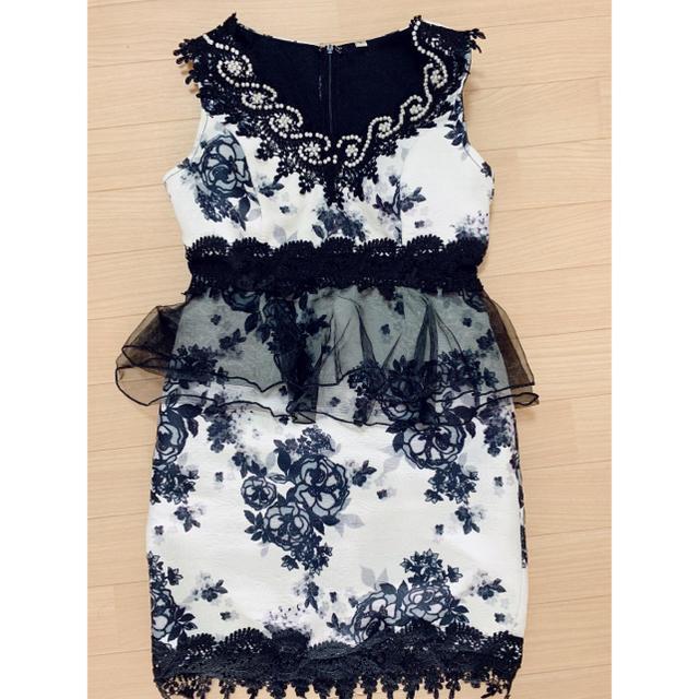 dazzy store(デイジーストア)のナイトドレス黒❥ レディースのフォーマル/ドレス(ミニドレス)の商品写真