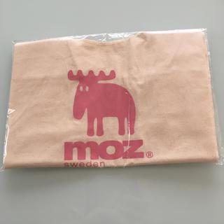 moz バック マルシェバック エコバッグ ピンク