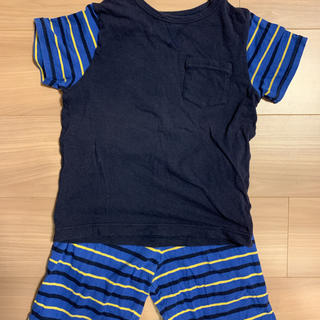 GU - GU 半袖パジャマ 120
