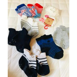 ムジルシリョウヒン(MUJI (無印良品))のベビー靴下セット(靴下/タイツ)