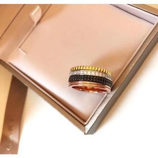 ブシュロン(BOUCHERON)の美品 BOUCHERON キャトル クラシック リング スモール(リング(指輪))