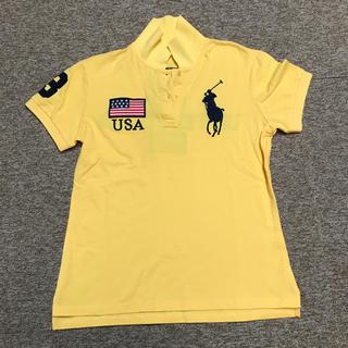 ポロラルフローレン(POLO RALPH LAUREN)の新品ポロラルフローレン  ポロシャツ レディースXLL(ポロシャツ)