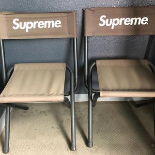 シュプリーム(Supreme)のSupreme coleman folding chair コールマン 椅子 (折り畳みイス)