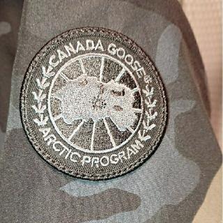 CANADA GOOSE - CANADA GOOSE  カナダグース BLACK LABEL