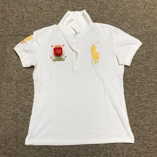 ポロラルフローレン(POLO RALPH LAUREN)の新品 ポロラルフローレン  白ポロシャツ XLL(ポロシャツ)