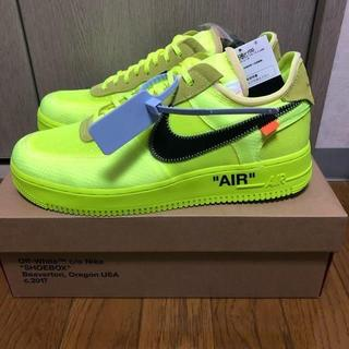ナイキ(NIKE)のTHE 10:NIKE AIR FORCE 1 LOW(スニーカー)