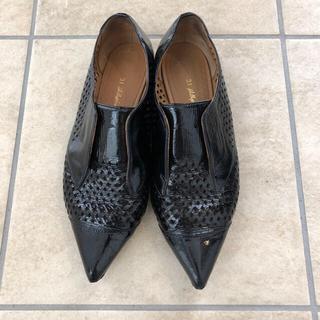 スリーワンフィリップリム(3.1 Phillip Lim)のパンプス フィリップリム 3.1 phillim lim バブーシュ スリッポン(ローファー/革靴)