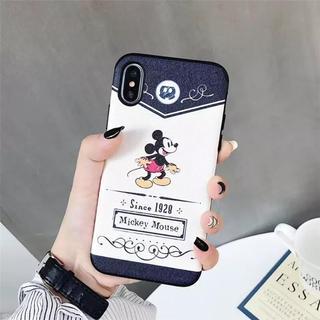 Disney - ミッキー iPhoneケース iPhone7,8