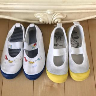 ムーンスター(MOONSTAR )のムーンスター上靴17.5☆トイザらス上靴18(スクールシューズ/上履き)