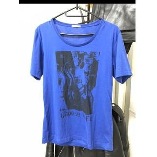 ジーユー(GU)のフォトTシャツ 古着(Tシャツ/カットソー(半袖/袖なし))